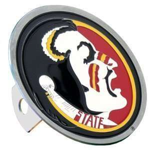 Florida State Seminoles 3 D Trailer Hitch Cover   NCAA