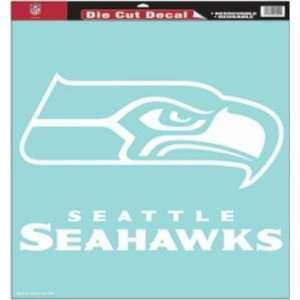 NIB Seattle Seahawks NFL Die Cut Sticker Decal  Sports