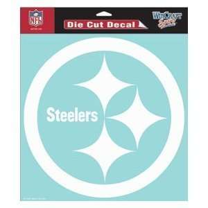 PITTSBURGH STEELERS OFFICIAL LOGO WINDOW DECAL