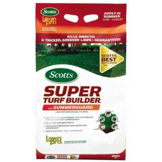 Scotts Super Turf Builder SummerGuard Lawn Fertilizer   14