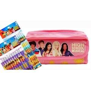 High School Musical Pencil bag Case+Pencil Pack