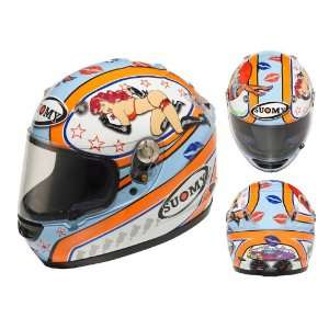 Suomy Vandal Pin Up Full Face Helmet Sports & Outdoors