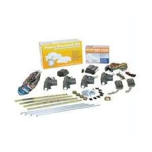 Exclusive By Autoloc 4 Door Remote Central Lock Kit