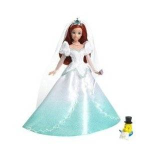 Mattel Disney Princess Ariel Mermaid ROYAL WEDDING Toys