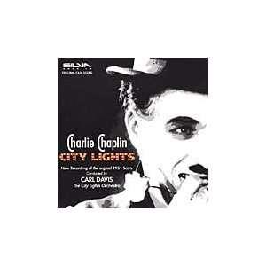 Chaplin   City Lights   New Recording of Original 1931 Score Music