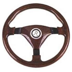 Flaming River FR20123 Steering Wheel Woodys III 3 spoke Automotive