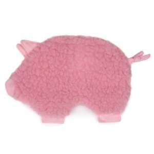 Zanies Barnyard Flats Berber Dog Toy, Pig, 11 1/2 Inch: Pet Supplies