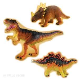 Dinosaur 3D Puzzles, Tyrannosaurus Rex, Stegosaurus