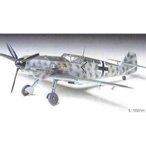 Tamiya 1/72 Messerschmitt Bf109E3 Aircraft Kit Toys