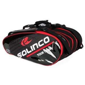 Solinco Tour Team Mega 12 Pack Tennis Bag