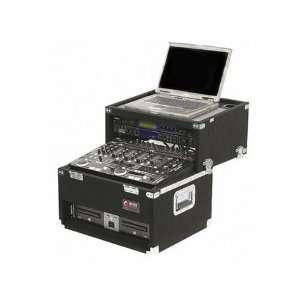 Laptop Slide Case Top Load Rack With Laptop Mount Musical Instruments