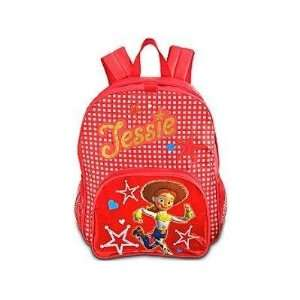 Toy Story 3 Jessie Backpack Red Toys & Games