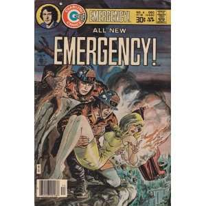 Emergency  #4 Back Issue Comic Book (Dec 1976) Very Good