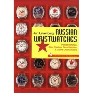 Russian Wristwatches Pocket Watches, Stop Watches