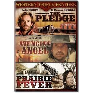 Western Triple Feature The Pledge/Avenging Angel/Prairie