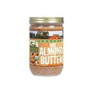 Woodstock Farms Almond, Raw, 16 Ounce (Pack of 12)