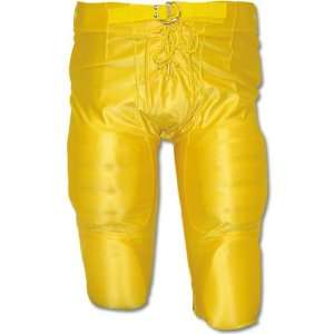 Alleson Adult Dazzle Football Pant   Navy (S XXL)   Football: