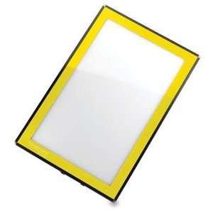 Panel   Yellow, 11 times; 18, Porta Trace LED Light Panel Office