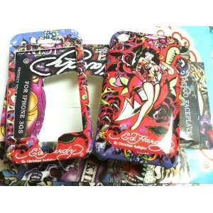 DEVIL GIRL IPHONE 3G 3GS FACEPLATE CASE WITH BOX INCLUDED