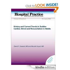 History and Current Trends in Sudden Cardiac Arrest and Resuscitation