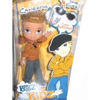 Bratz Boyz Kidz Cameron Doll Toys & Games