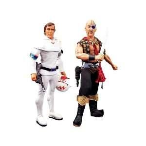 Buck Rogers 25th. Century/Buck & Tiger Man Action Figure Set  Toys