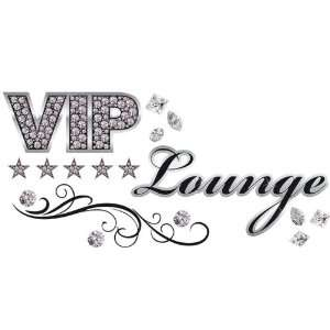 Art Wall Decal Deco Sticker, VIP Lounge