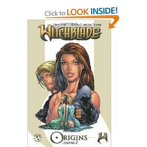Witchblade Origins Volume 2 Revelations (v. 2