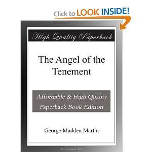 The Angel of the Tenement George Madden Martin Books