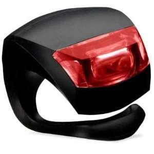 KNOG Black Beetle Red LED Bike Light
