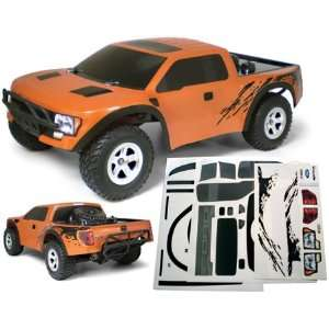 Parma Ford Raptor SVT Clear Lexan Body Slash Toys & Games