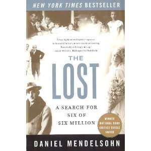 The Lost A Search for Six of Six Million Books