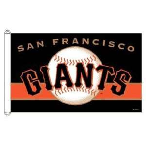 San Francisco Giants MLB 3x5 Banner Flag (36x60)