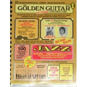 The Golden Guitar Super Instructor (Book 1) Hansen House