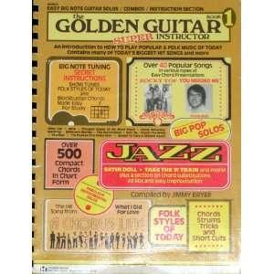 The Golden Guitar Super Instructor (Book 1) Hansen House