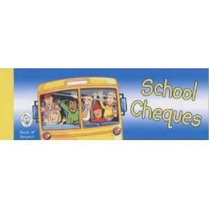 School Checks (Cheque Book) (9781903840795): To Be