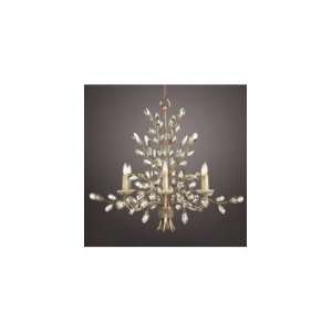 Fine Art Lamps A Midsummer Nights Dream 37 Six Light Chandelier in
