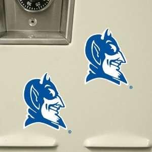 Duke Blue Devils 6 Pack Stik able Party Decals Sports
