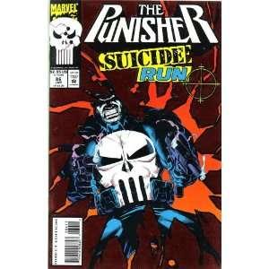 Vol II, #86 (Comic Book) Suicide RUN   DEADLINE, PT 3 MARVEL Books