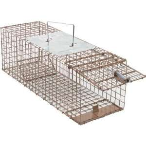 Animal Cage Trap   Squirrel Trap, Model# 151 0 004: Home Improvement