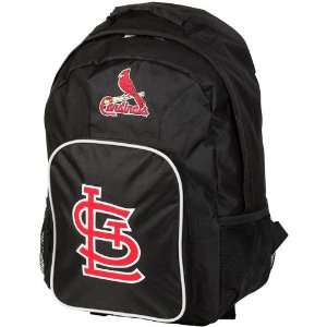 St. Louis Cardinals Southpaw Backpack   Black  Sports