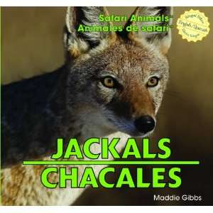 Jackals/Chacales (Safari Animals/Animales de Safari