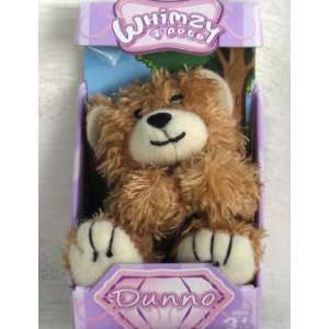 Series 5 Whimzy Pets Baby Teddy Bear   Dunno Toys & Games