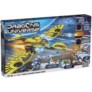 Mega Bloks Deluxe Dual Blast Dragon Hunter  Toys & Games