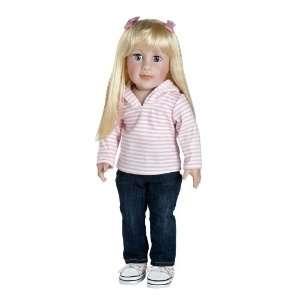 Adora Girl Play Doll 18 Chloe Ready For Fun   Blond Hair