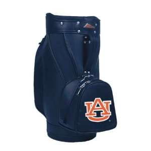 Auburn Tigers College NCAA Logo Golf Den Caddy Sports