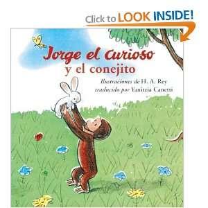 el Curioso y el Conejito (9780618203161): H. A. Rey, Margret Rey
