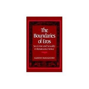Boundaries of Eros Books