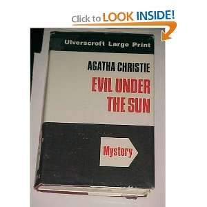 Evil Under the Sun (9780854560424) Agatha Christie Books