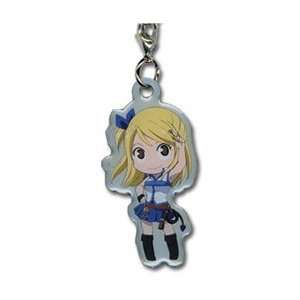 Fairy Tail Lucy mobile phone charm